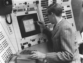 IVAN SUTHERLAND E LO SCKETCHPAD